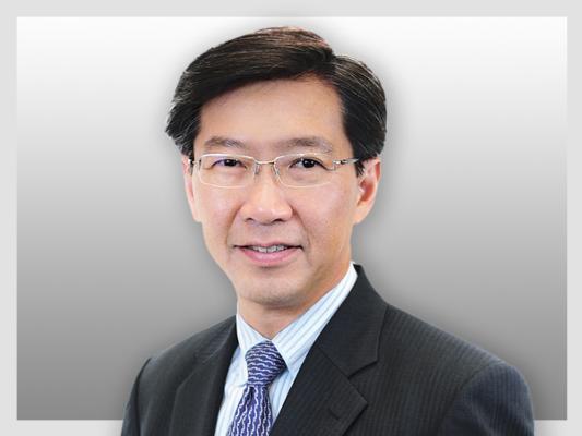PSA CEO Tan Chong Meng