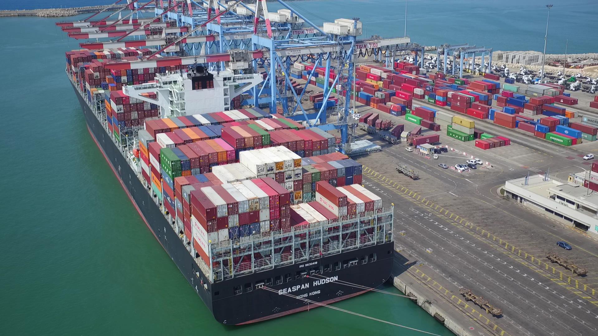 The trade union is opposed to the port's hire plan, says Ashdod Port Company