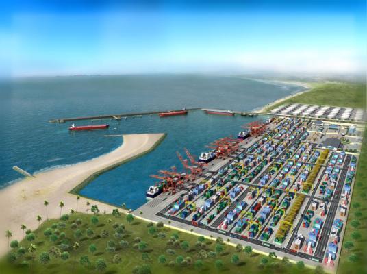 WWL gets more space in Zeebrugge