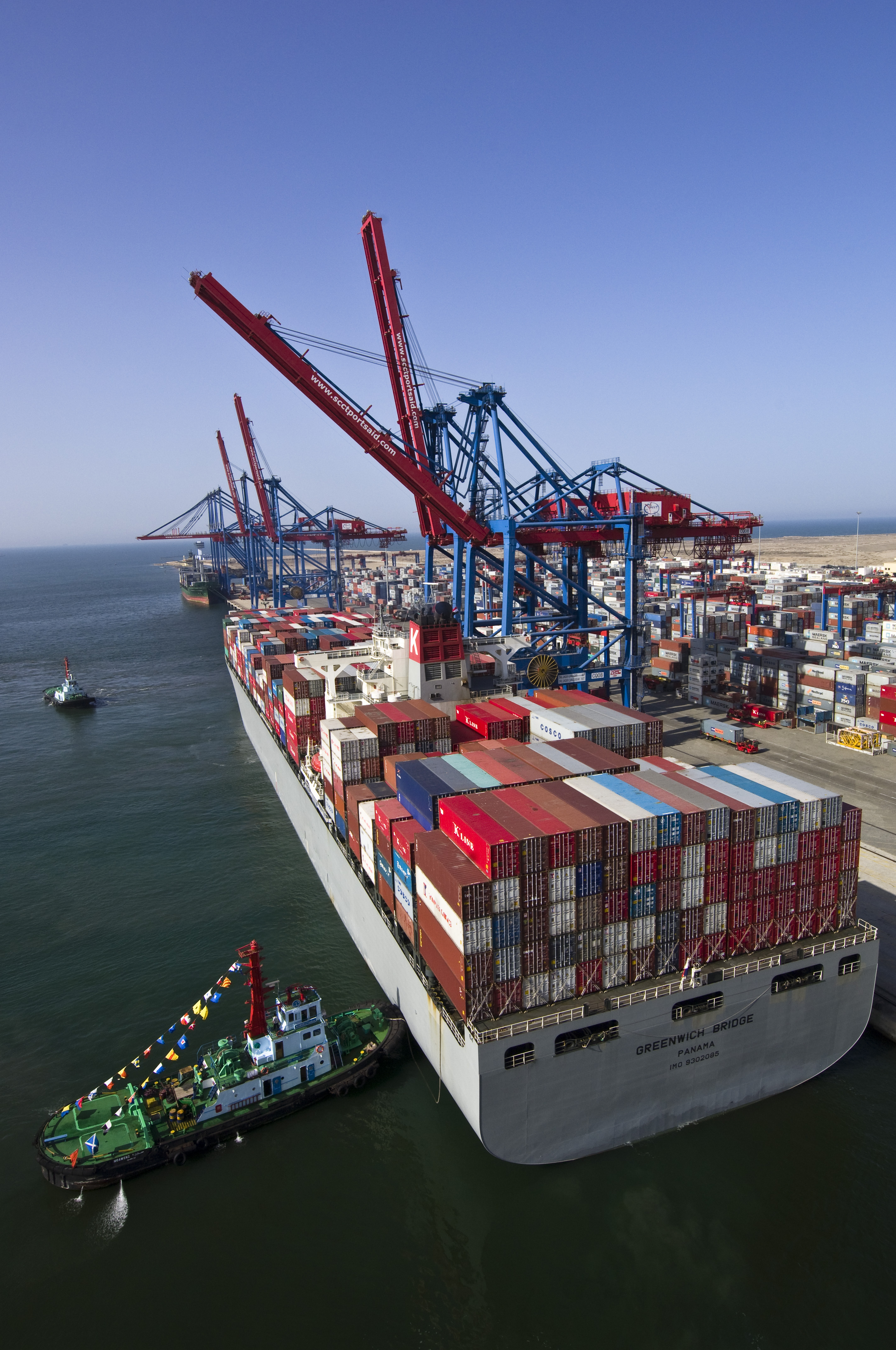 WorldCargo News - In-Depth - Egyptian Red Sea port deals inked