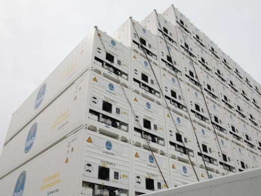 New reefers for Chiquita