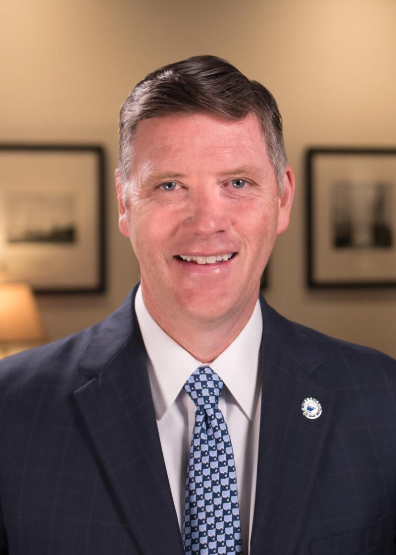 Georgia Ports Authority Executive Director Griff Lynch