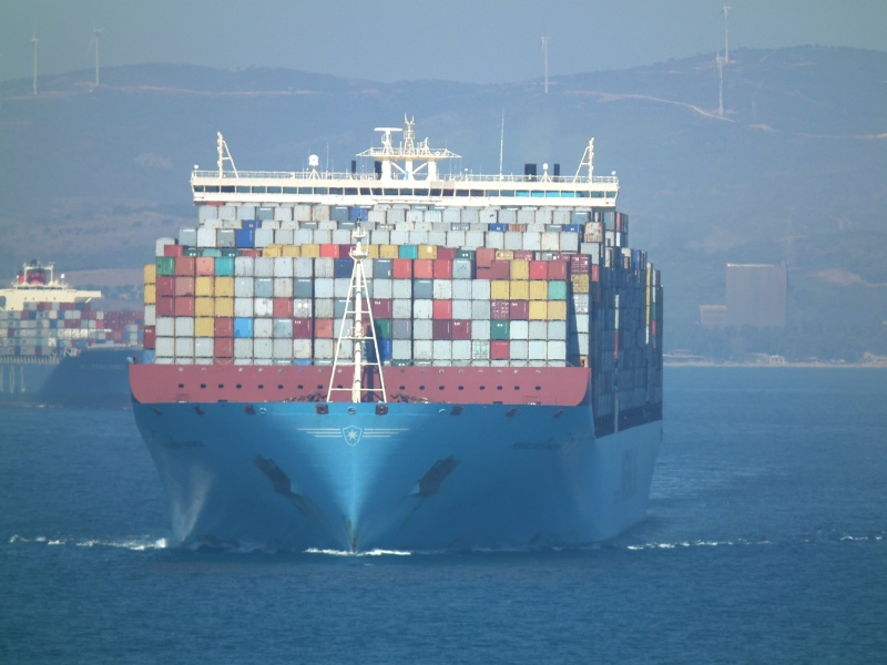 Maersk takes step towards higher deck stows