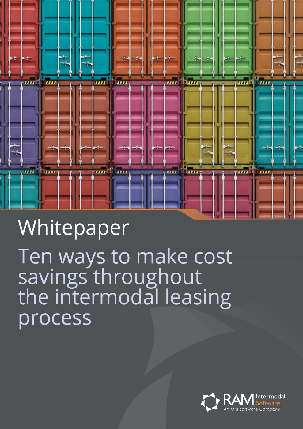 Ten Ways to make Cost Savings Throughout the Intermodal Leasing Process