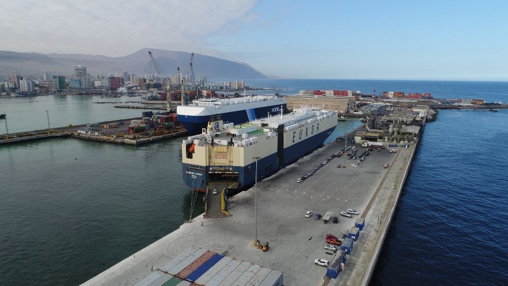 WorldCargo News - News - Iquique moves to phase 2 reconstruction