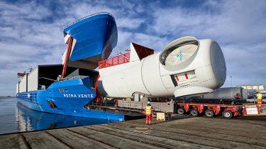 Siemens' offshore wind turbine components (Siemens)