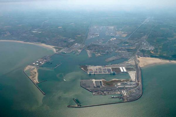 Zeebrugge gets ready for 5G