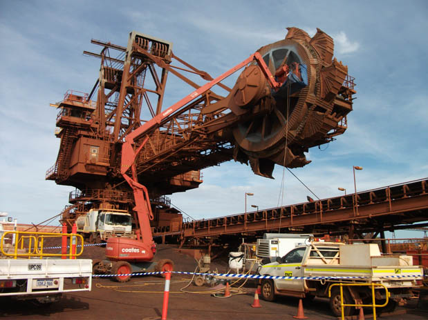 BHP reports 11% increase in quarterly production