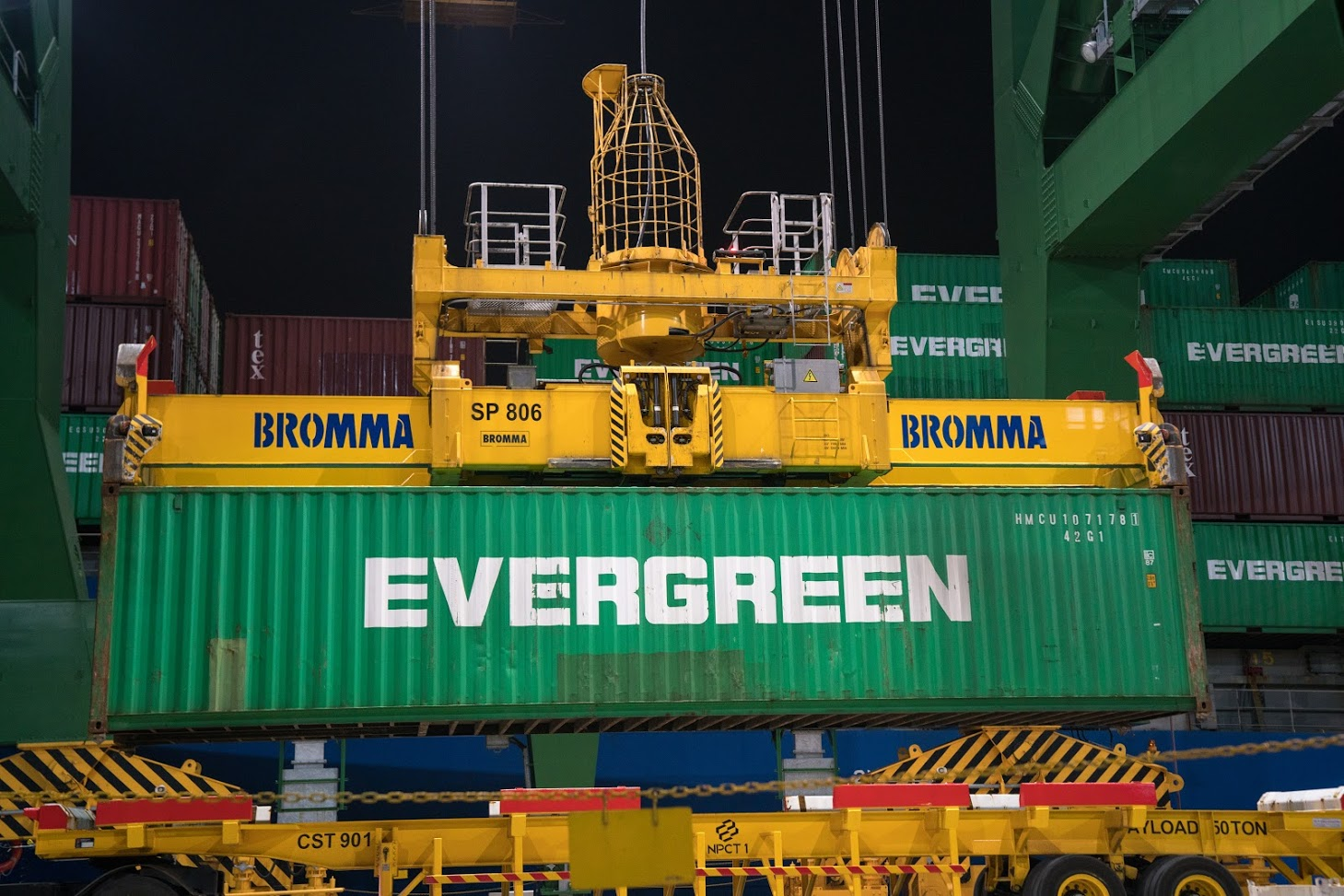 Bromma reports upticks in a number of markets