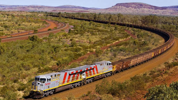 Rio Tinto's AutoHaul project achieved two major milestones