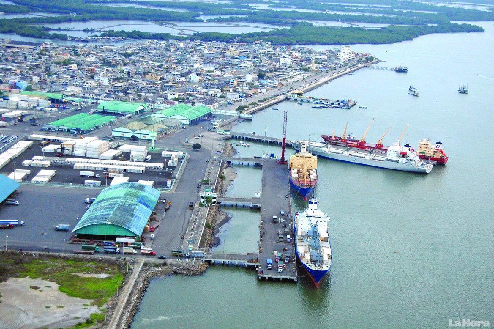 Yilport has been operating Puerto Bolívar since 2017.