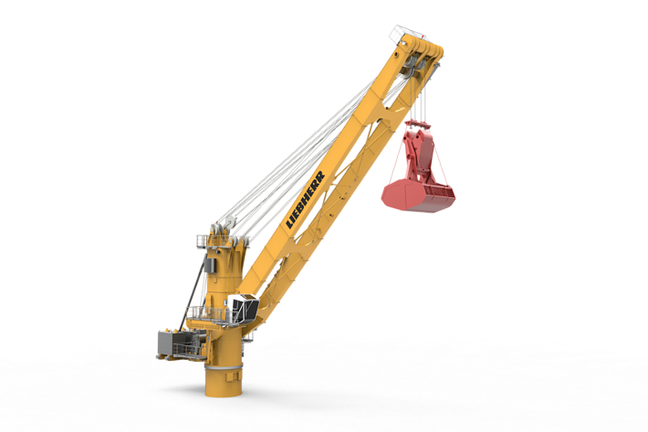 The CBG 360 floating crane