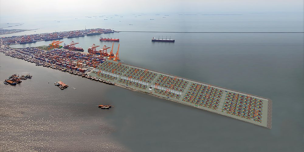 Impression of ICTSI's MICT expansion