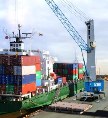 Konecranes to deliver the Mediterranean region's largest ever mobile harbour crane