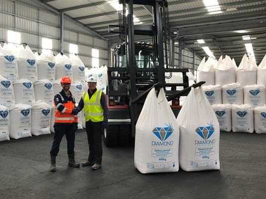 ABP invests £1M in agribulk operations
