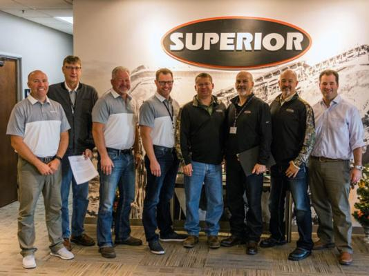 Superior expands partnership with Power Equipment