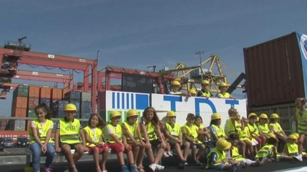 First remote-control RTGs for Italy