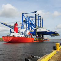 US drops tariffs on gantry cranes