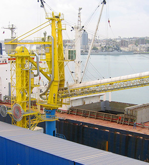 Energy and Data Transmission Systems for Cranes