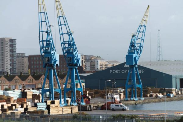 Cardiff invests £400k in quayside storage