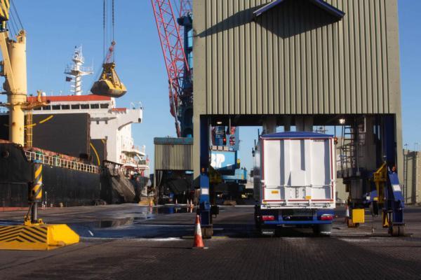 Timely fertiliser delivery to Immingham