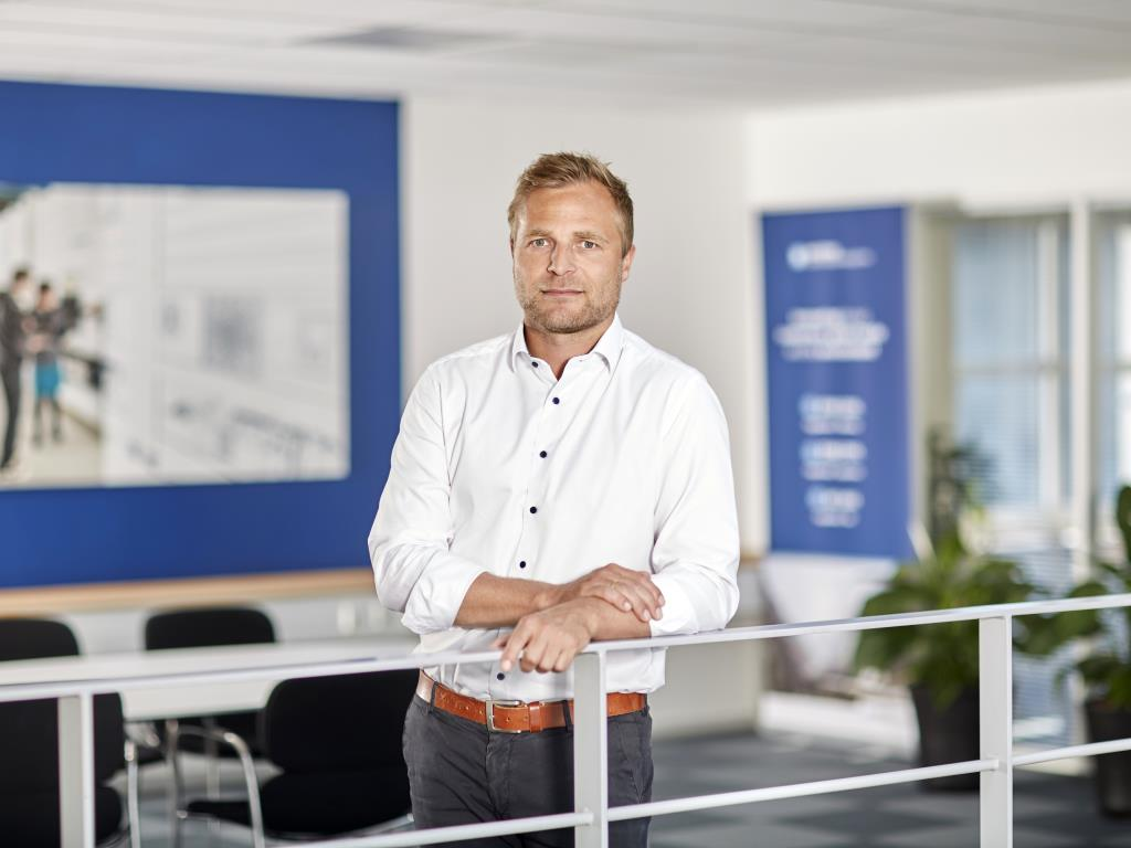 Anders Holm, Global Head of Sales and Marketing at MCI