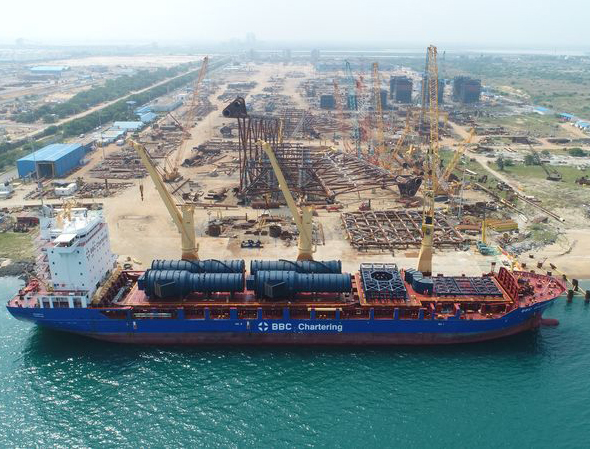 WorldCargo News - News - BBC Chartering and Seaboard to