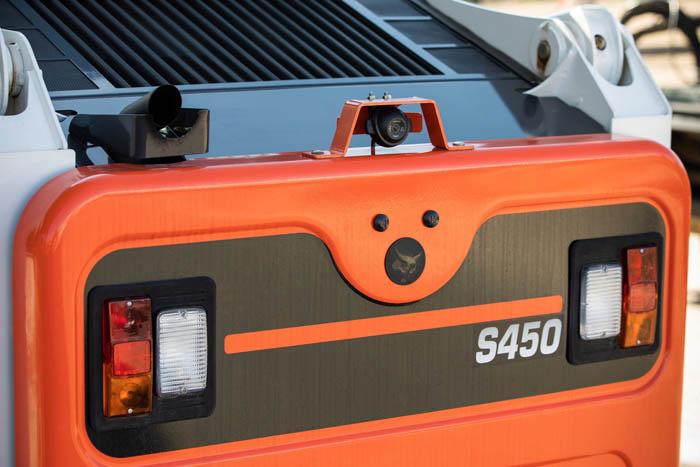 Bobcat has introduced the new Rear Camera Kit