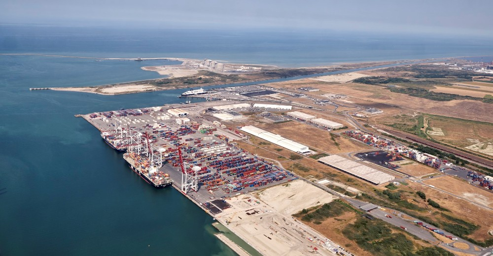 Hapag-Lloyd is a new customer for the Port of Dunkirk