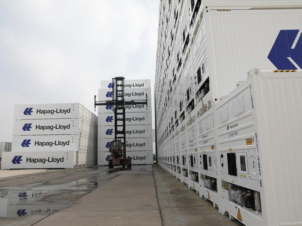 MCI takes 78% of Hapag-Lloyd reefer order
