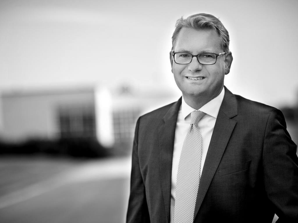 Søren Johannsen Chief Commercial Officer at Maersk Container Industry