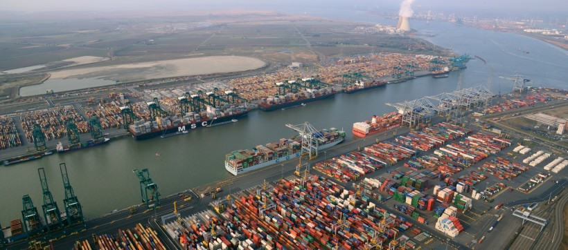 DP World Antwerp set to invest almost €200M