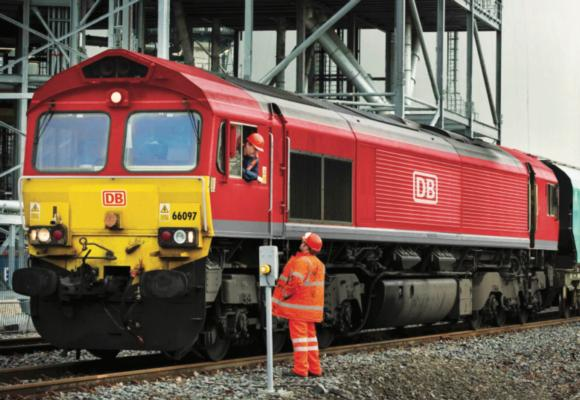 DB Cargo UK introduces new tracking system