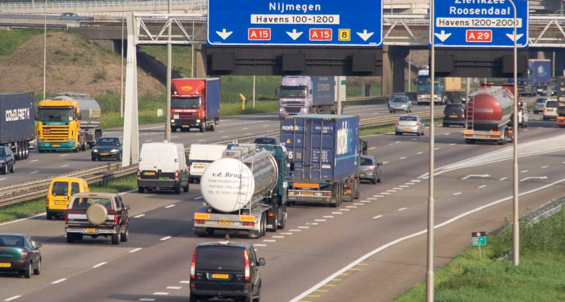 Dutch truck toll from 2023