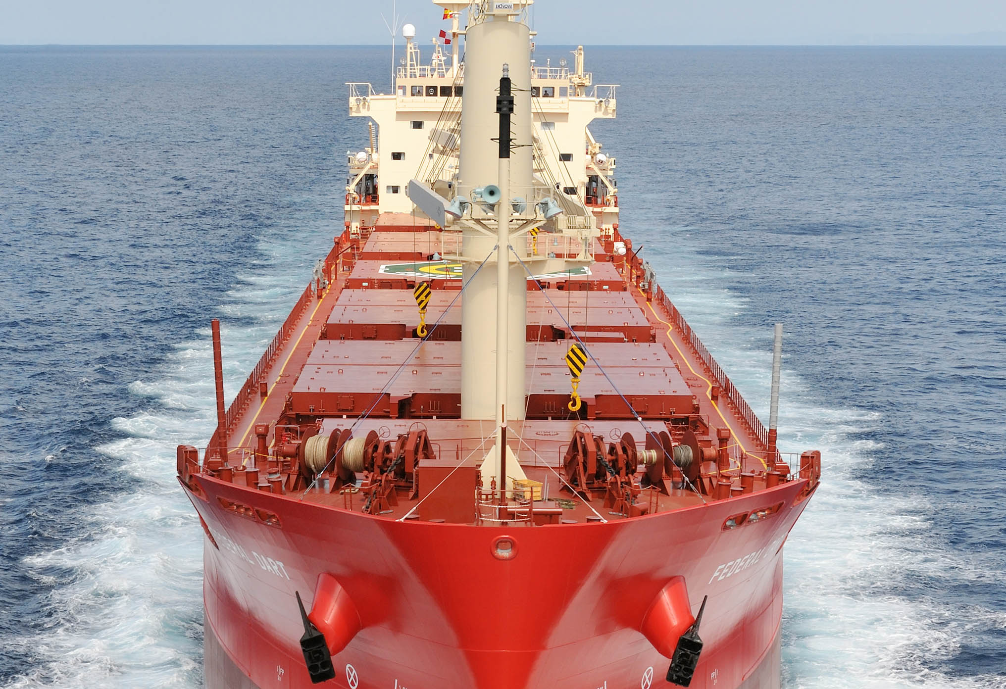 Fednav signs up for ballast systems