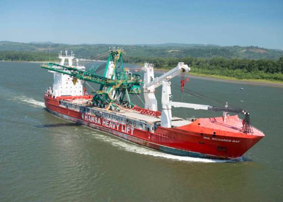 Hansa Heavy Lift declares insolvency