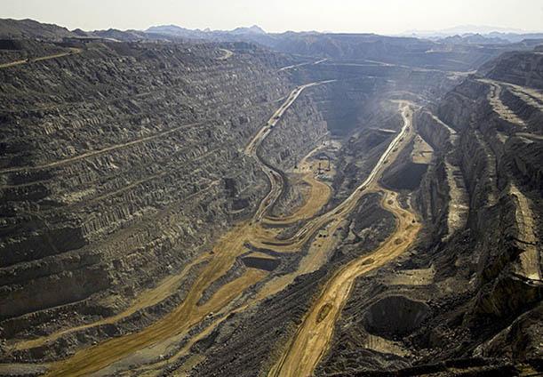 Rio Tinto divests its Rössing Uranium stake