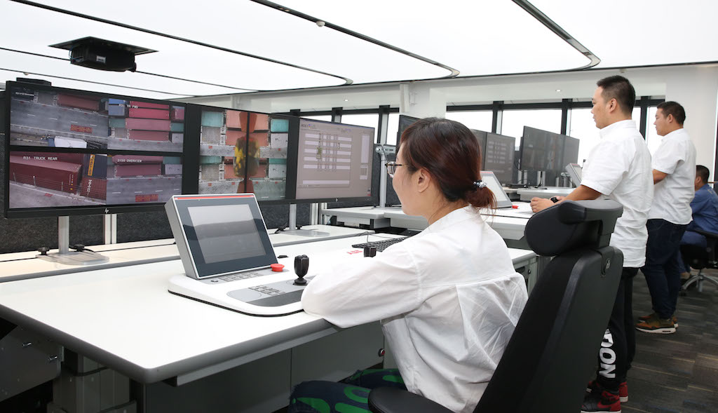ABB's automation and remote supervision system in operation in Tianjin, China