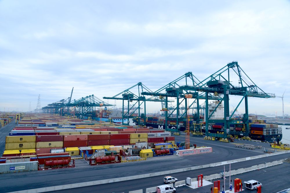 2018 is a record year for Port of Antwerp
