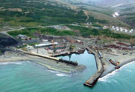 Chukotka port to expand coal exports