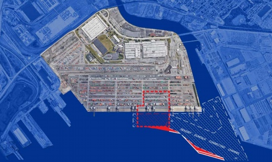 Baltimore is planning to add another 50ft berth and improve its channel