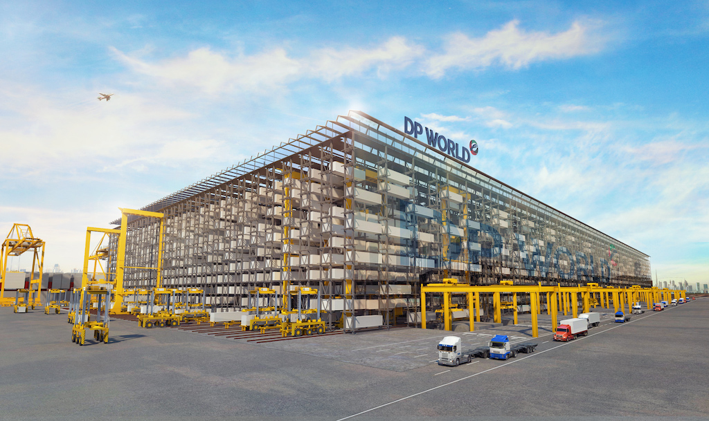 """DP World looks to """"compress"""" the supply chain"""