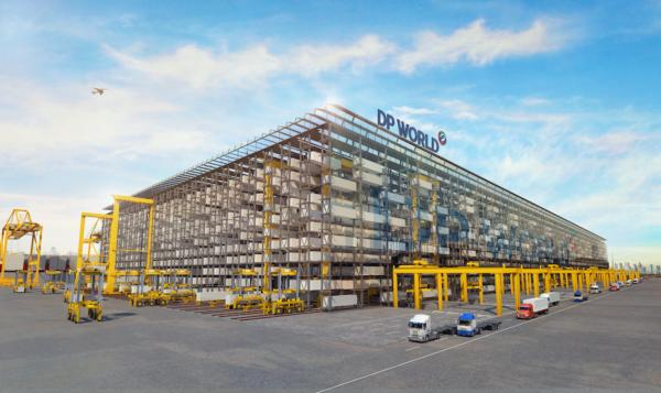 "DP World looks to ""compress"" the supply chain"