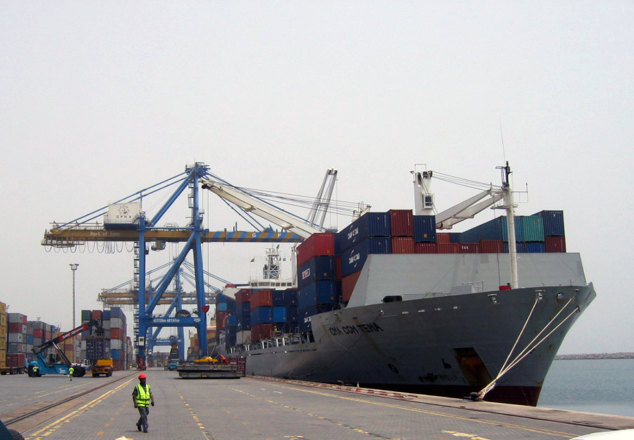 Once expansion is completed, Tema Container Terminal will accommodate vessels up to 14000 TEU.