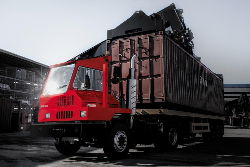 Kalmar books 41 terminal tractors for Malaysian customer