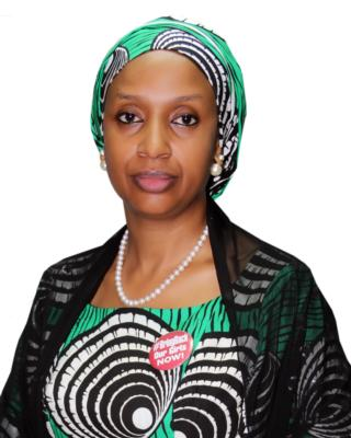 The NPA's Hadiza Bala-Usman is determined to get Lekki rail-connected