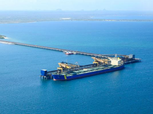 Major upgrade for Nacala coal port