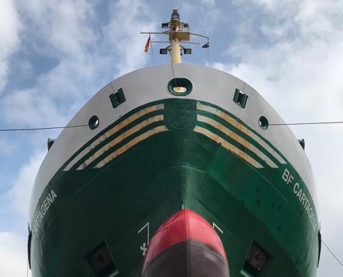 70 Mt for North Sea Port