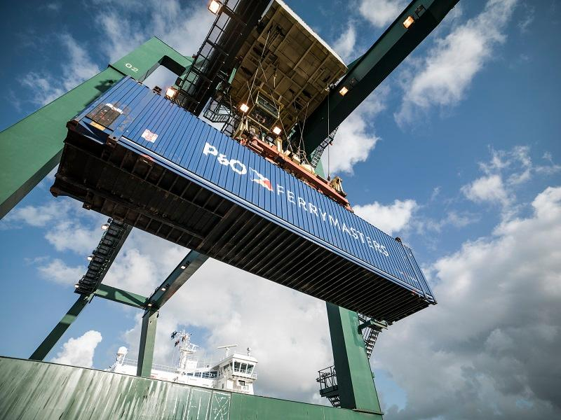 Another ro-rail intermodal service from P&O Ferrymasters