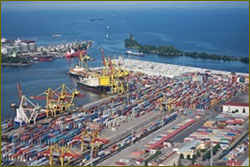 Russia's seaports: growth rate down